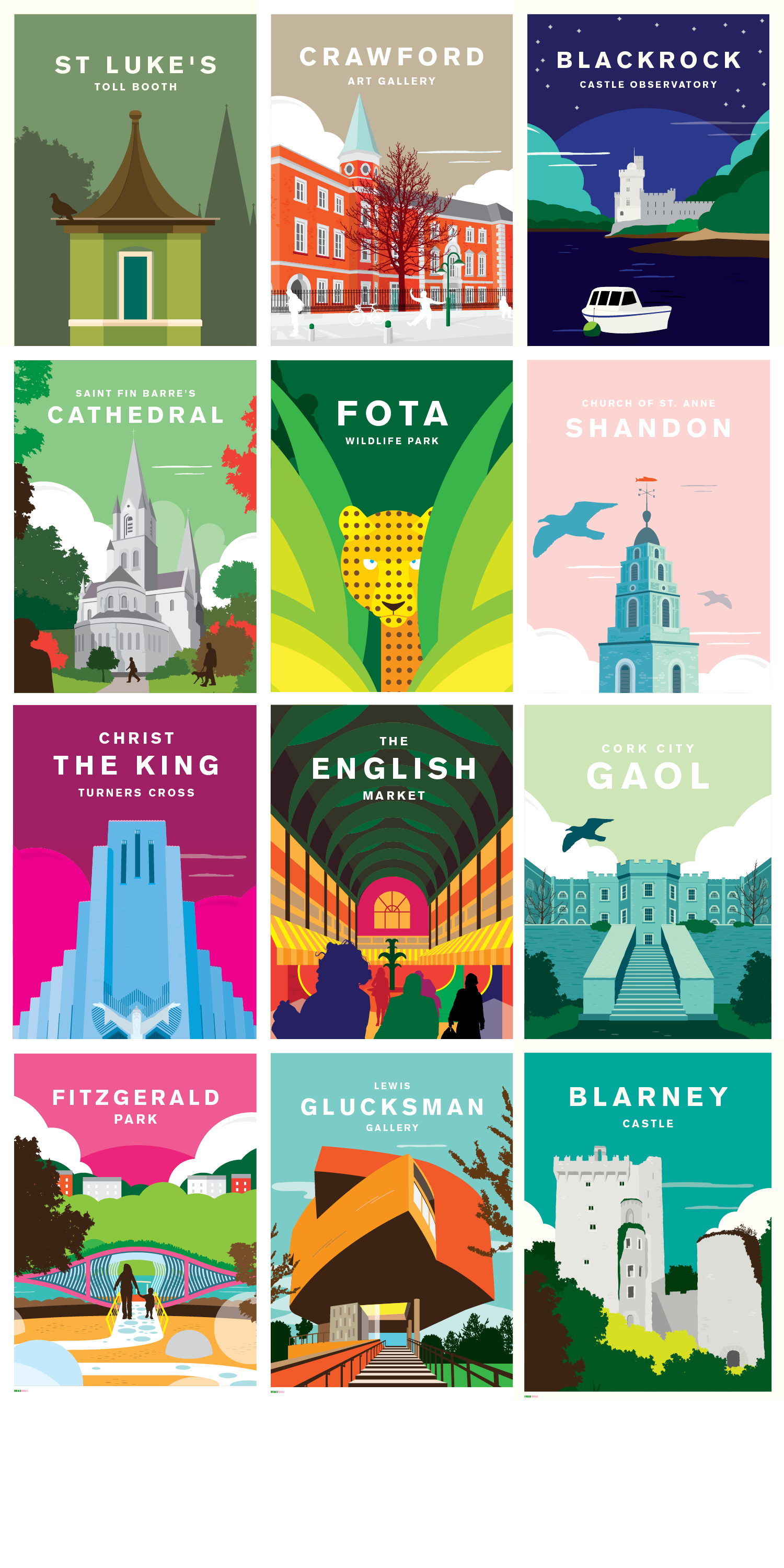 Tourism Posters